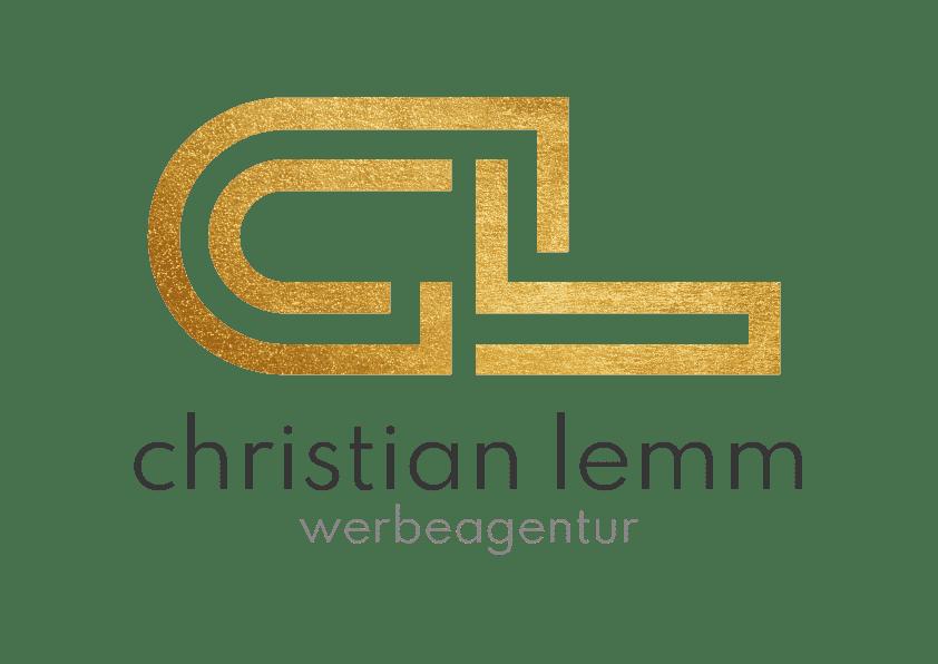 christian lemm werbeagentur | logo